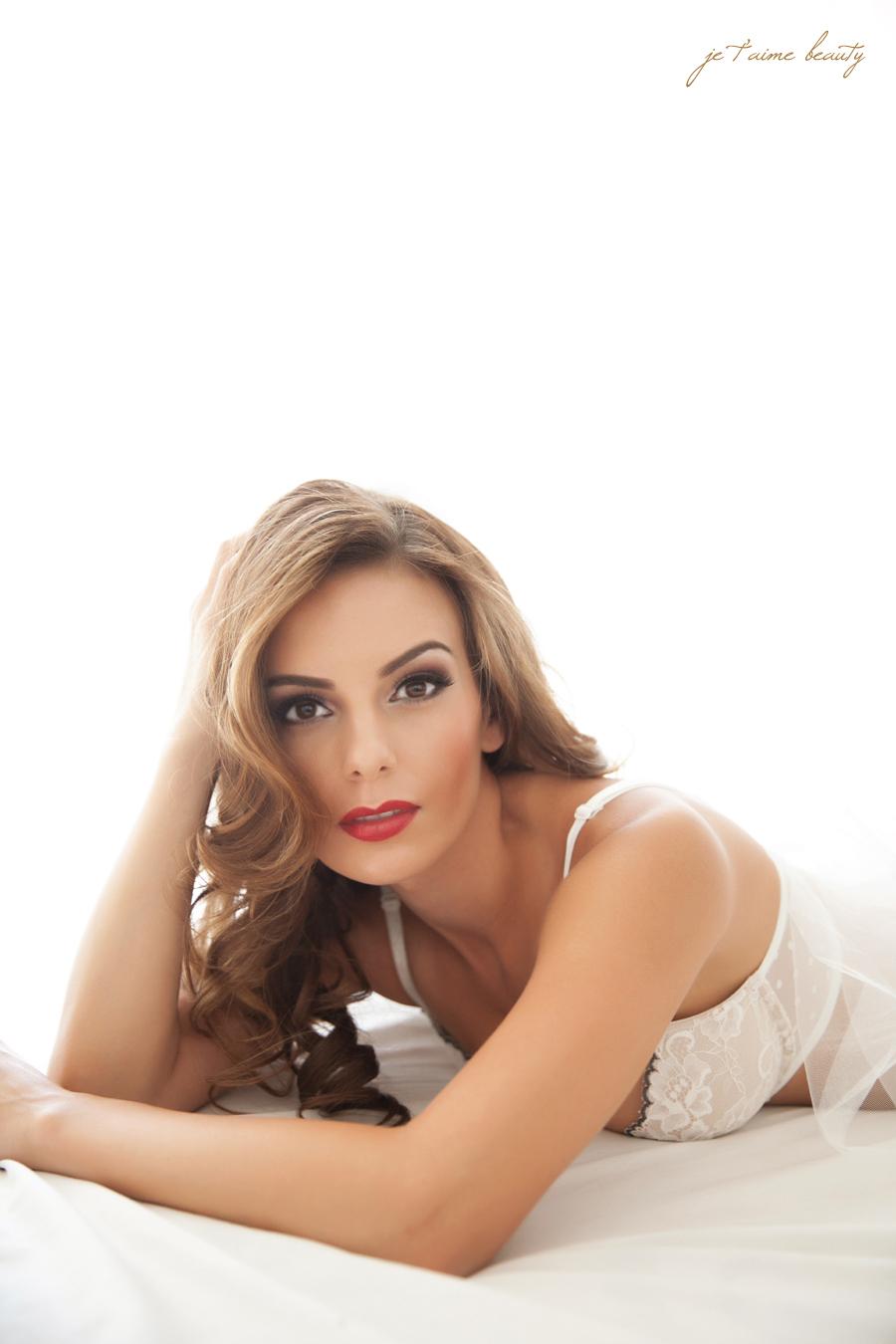 BRIDAL BOUDOIR | Je T'aime Beauty